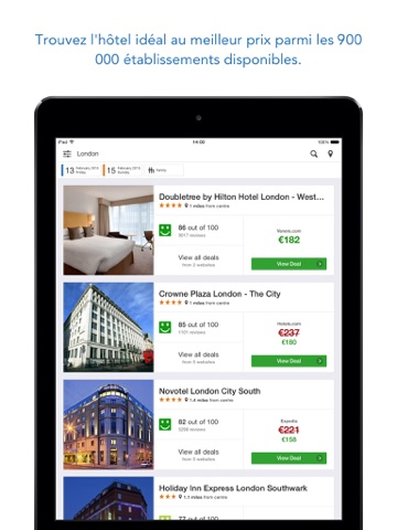 trivago: Compare Hotels & Save screenshot 3