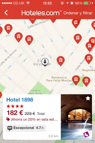 Hotels.com - Hotel booking screenshot 4