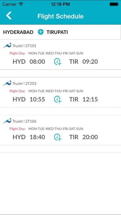 tru jet web check in