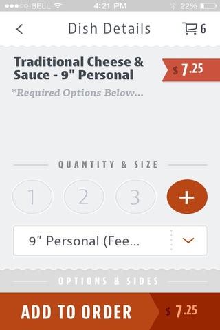 Bidwell Park Pizza screenshot 4