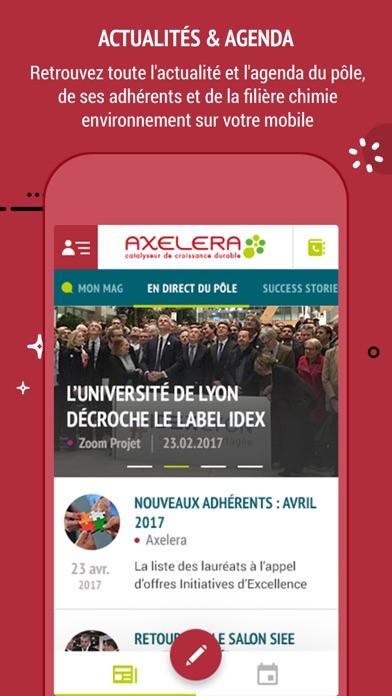 Capture d'écran de My Axelera1