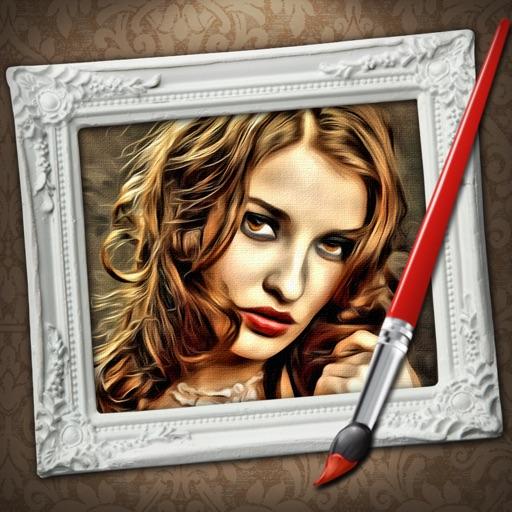 肖像画家:Portrait Painter
