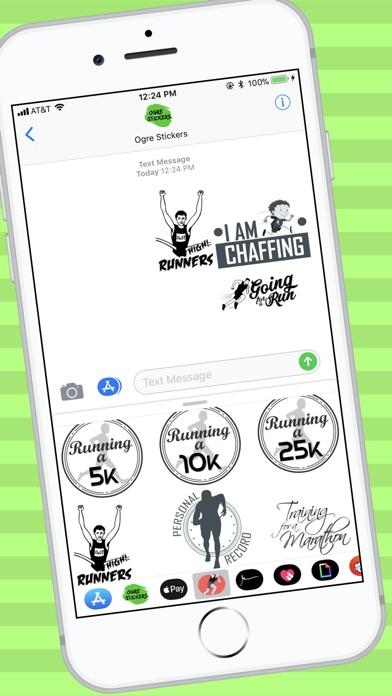 download Runner Stickers apps 3