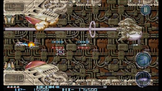 R-TYPE II Screenshots