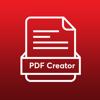 PDF Creator - Scan document, receipt into PDF file