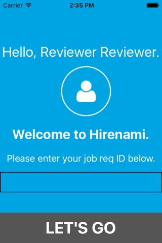 Hirenami screenshot 1