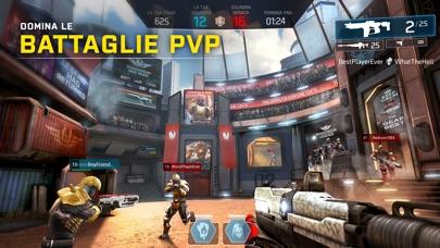 Screenshot of Shadowgun Legends4