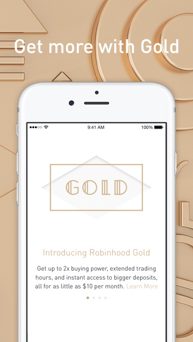 Robinhood stock trading on the app store iphone screenshot 5 ccuart Gallery
