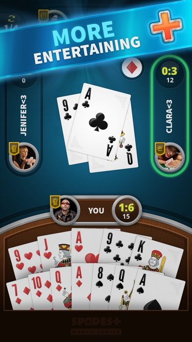 Spades - World Series screenshot 4