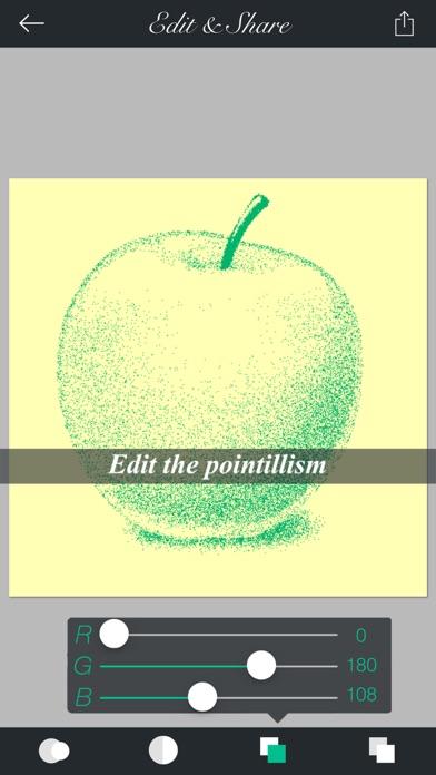 Pointillist Screenshots
