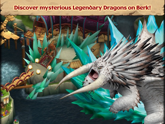 Dragons rise of berk on the app store ipad screenshot 4 ccuart Image collections