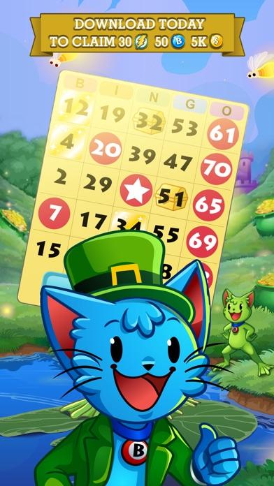 Bingo Blitz - BINGO & SLOTS iPhone