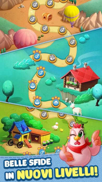 Screenshot of Bubble CoCo - Match 3 Shooter4