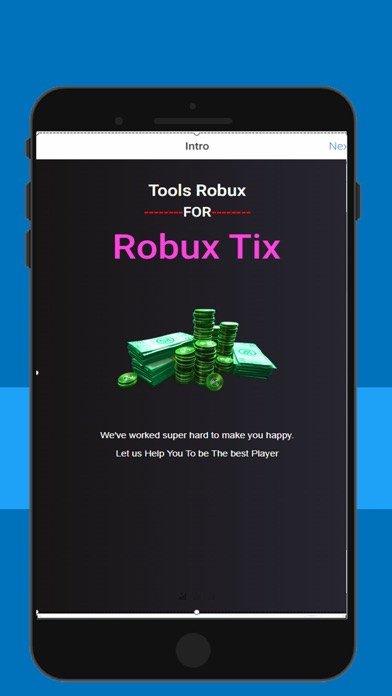 Screenshots of Robux For Roblox Simulator for iPhone