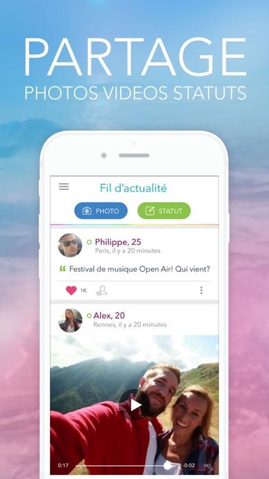 HOOTT Trouve Chat et RencontreCapture d'écran de 2