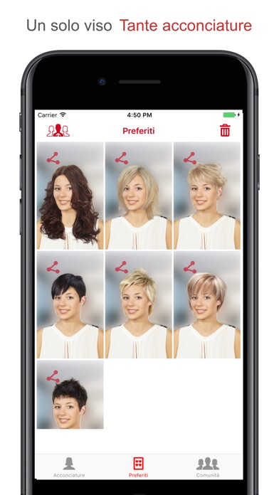 Screenshot of Hair Zapp5