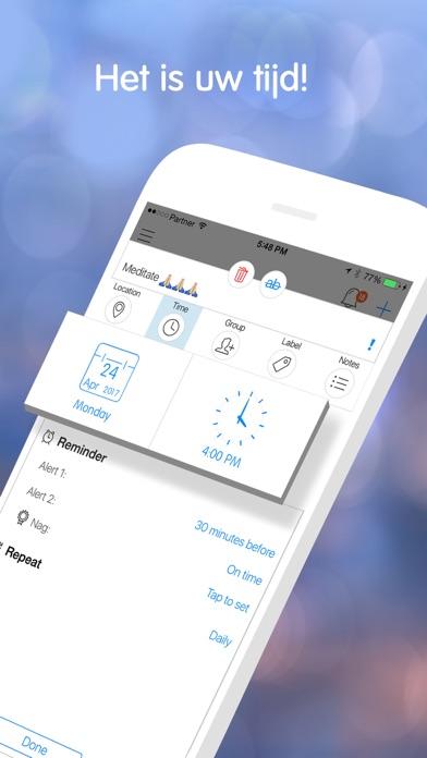 Complete to do lijst taken app voor iphone ipad en ipod touch appwereld - D home design app ...