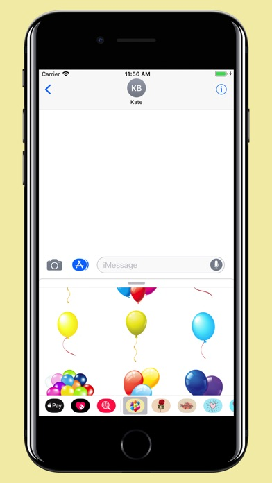 download Balloons Stickers - For party apps 2