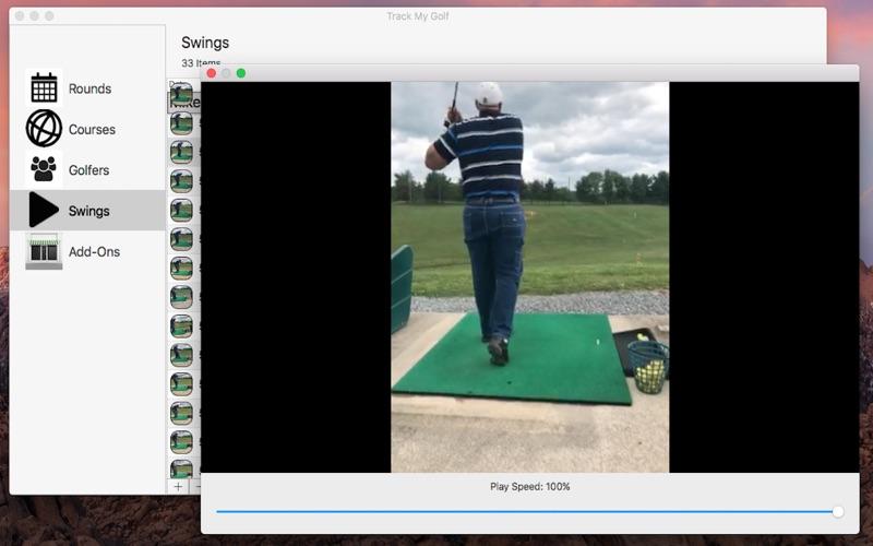 Track My Golf Screenshot - 2