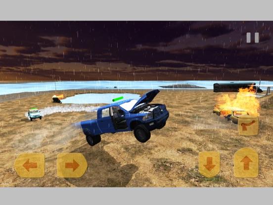 4x4 Real Extreme Derby Crash Скриншоты8