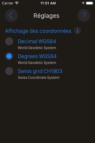 Altimeter+ screenshot 2