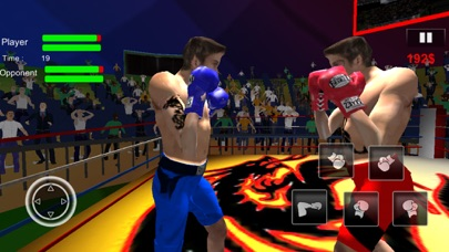Real Boxing Punch Fighting screenshot 4