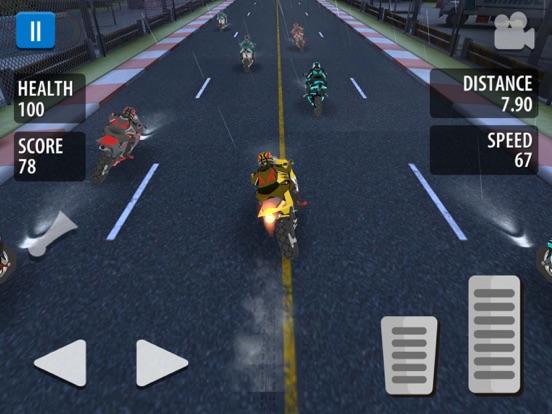 Скачать игру Мотоцикл гонщик траффик 2017
