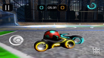 LIGHT BIKER RACING SOCCER MULTIPLAYER screenshot 1