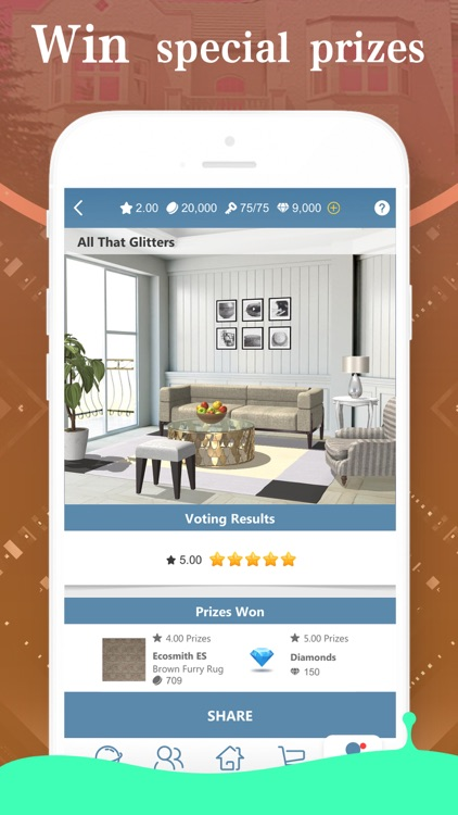 My Home: I am a Designer by Nutsplay