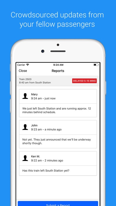 download MBTA Commuter Rail Tracker apps 2