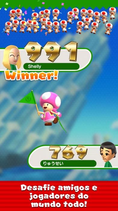 Screenshot do app Super Mario Run
