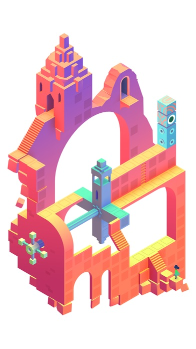 Screenshot #7 for Monument Valley 2