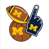 Michigan Wolverines Photo Booth Stickers Wiki