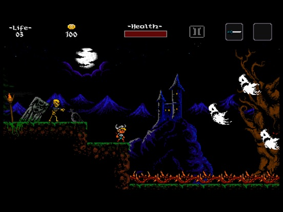 Screenshot 1 Ghoulboy Adventure