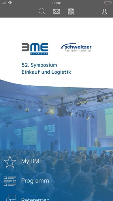 Screenshot von BME-Symposium 20171