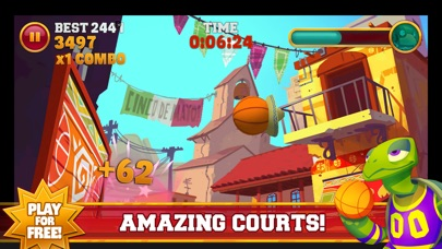 Slam Dunk King screenshot