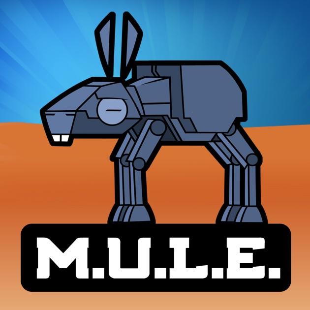 MULE Returns on the App Store Mule Returns