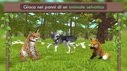 Screenshot of WildCraft: Wild Sim Online1