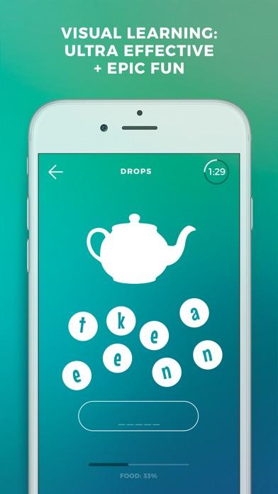 Screenshot #5 for Drops: Learn German language