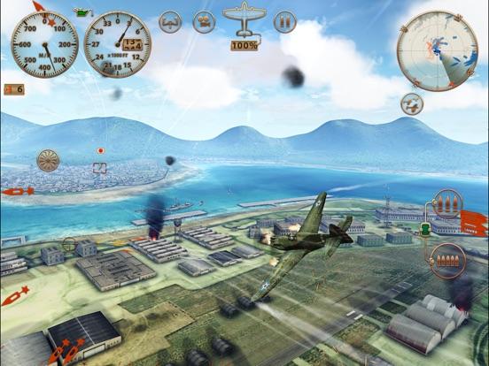 Sky Gamblers: Storm Raiders для iPad
