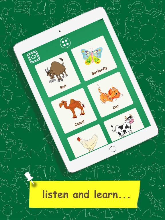 Учить Английский для детей Скриншоты9