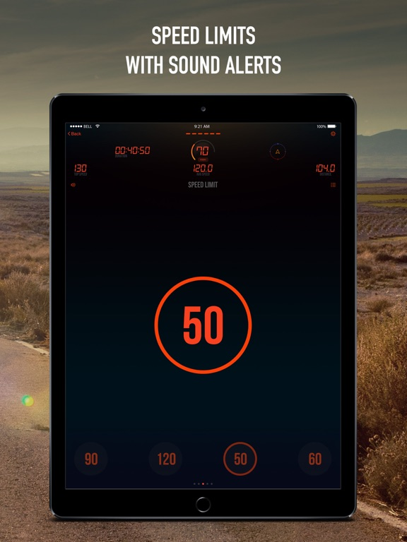 SPEEDOMETER™ Screenshots
