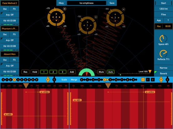 SynthScaper Screenshots