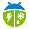 Earth Networks, Inc. - WeatherBug - Radar, Forecast  artwork