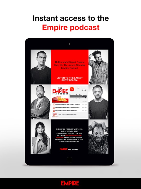 Latest Film Reviews  Movie News  Features  Empire