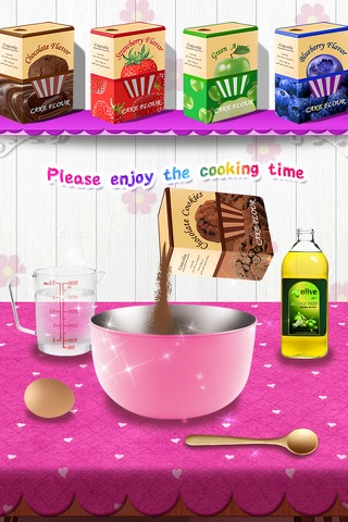 Cupcake Maker Salon screenshot 2