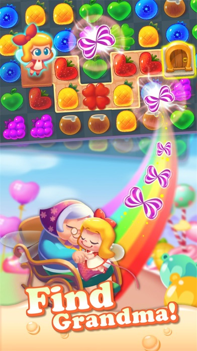 Tasty Treats - A Match 3 Puzzle Game Скриншоты5