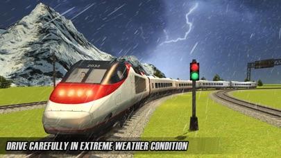 City Train Driving Adventure screenshot 5