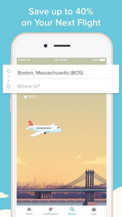 download Hopper - Watch & Book Flights apps 1