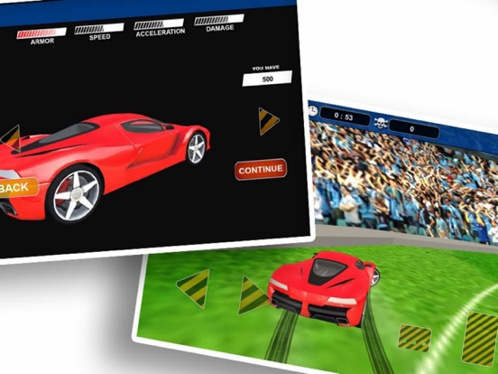 Stadium Sport Car Racing screenshot 4